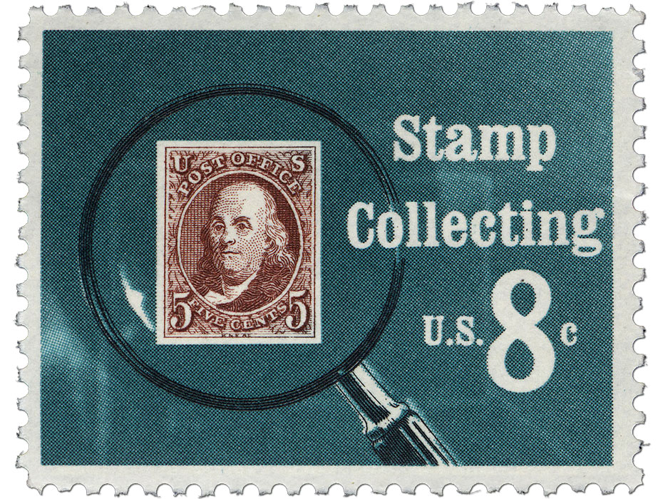 Stamp Collecting stamp